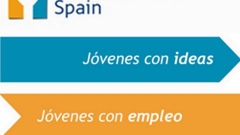 Youth Businees Spain Fundazioan urtebete daramagu lanean