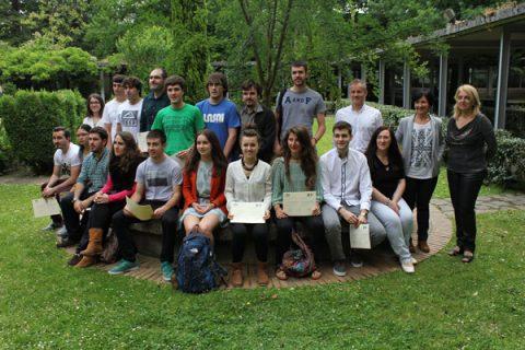 Mondragon Unibertsitatea entrega los premios 'Ekiten' de emprendimiento