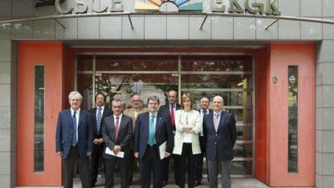 El Gobierno Vasco y el movimiento cooperativista vasco, Konfekoop, firman un acuerdo de intenciones y colaboración