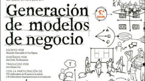 Ekintzaileentzako  liburu  gomendagarria:  Generación  de  modelos  de  negocio.  Egileak:  Alexander  Osterwalder  eta  Yves  Pigneur
