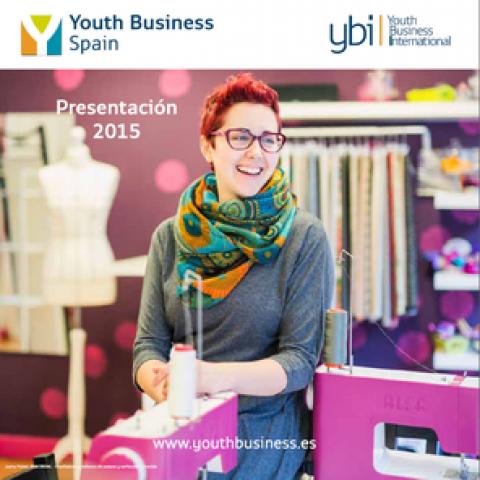 Youth  Business  Spain  Fundazioaren  urteko  memoria