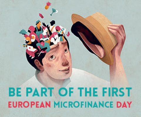 Mikrofinantzei  buruzko  Europako  lehen  Jardunaldia,  2015eko  urriaren  19an  eta  20an