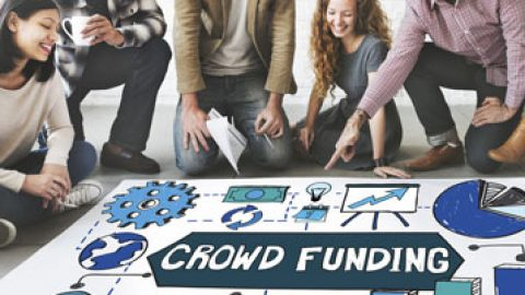 Crowdfunding, la financiación colaborativa