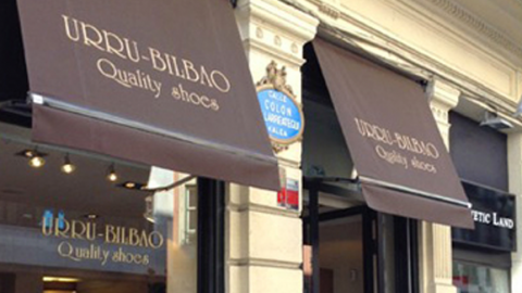 Hona hemen… Urru-Bilbao, Quality Shoes
