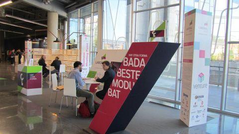 Ekintzaileak  eta  finantziazio-bilaketa  2016ko  B  Venture  ekitaldian