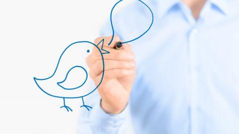 Nola iragarri zeure enpresa Twitterren, urratsez urrats