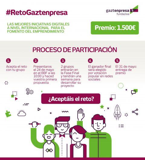 Reto Leinners: Las mejores iniciativas digitales a nivel internacional para el fomento del emprendimiento