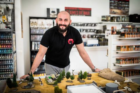 Wardogs Miniatures