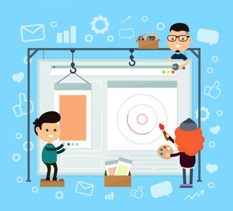Pasos que debes dar para crear una web funcional y atractiva