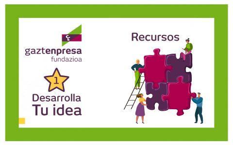 Recursos para tu idea de negocio