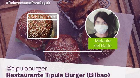 Tipula Burger: cómo #ReinventarseParaSeguir a través del servicio a domicilio